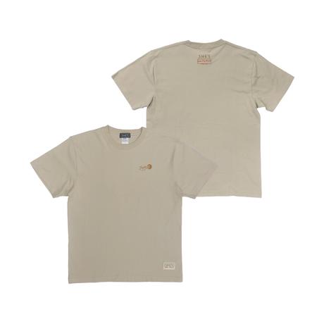 From 19 Tシャツ(サンドベージュ)