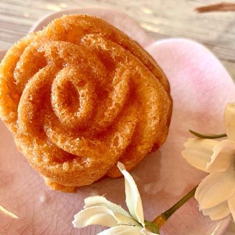 【母の日ギフト】花のケーキ 5個入