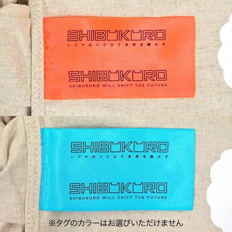BettySmith 恵比寿工房 オリジナルSHIBUKURO エコバッグ(キナリ)