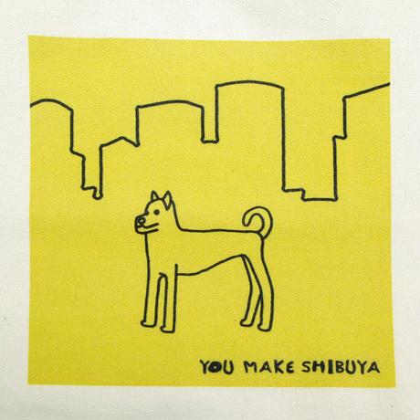 YOU MAKE SHIBUYAトートバッグ(ハチブラ)