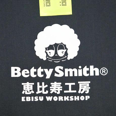 BettySmith 恵比寿工房 オリジナルSHIBUKURO エコバッグ(ネイビー)