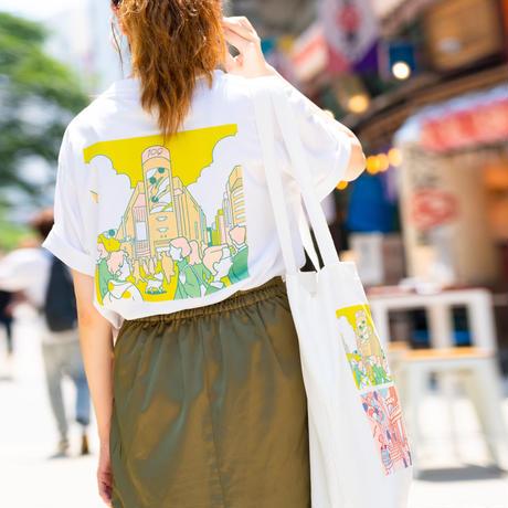 A day in the life shibuya 半袖Tシャツ《ボールチェーンタグセット》