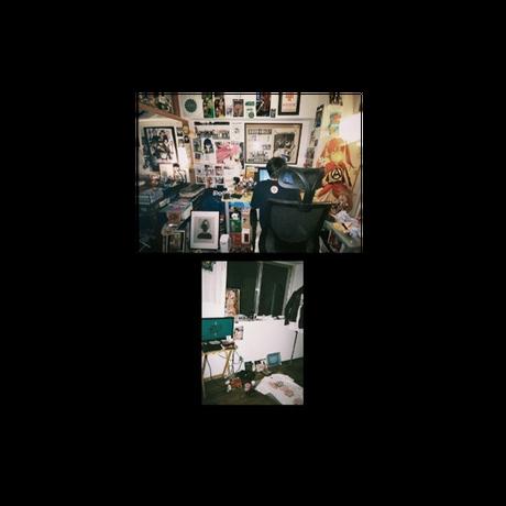 【SHIBUYA TSUTAYA限定販売】JUN INAGAWA初作品集『情報破壊 マスメディアクラッシュ』