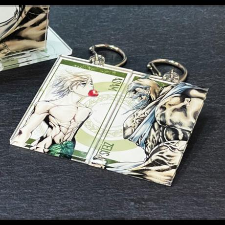 【SHIBUYA TSUTAYA限定販売】「終末のワルキューレ」アクリルキーホルダー