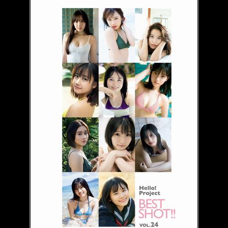 【限定特典生写真付】Hello!Project BEST SHOT!! vol.24