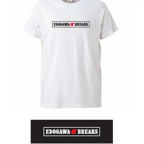 "EDOGAWA BREAKS Tee ""White"""
