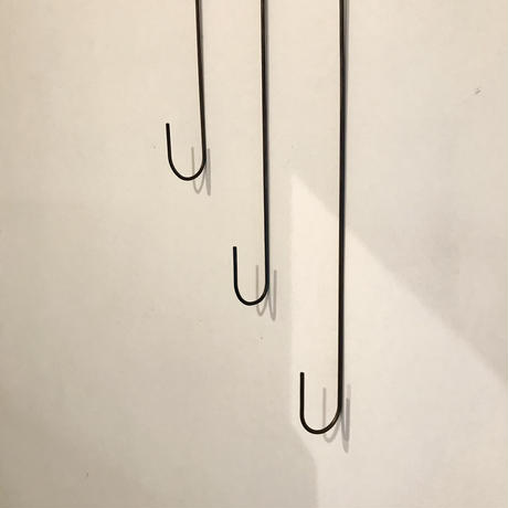 masao seki wire J hook  S .M.L