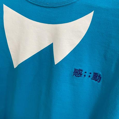 感;;動ロングTシャツ