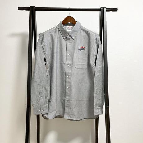 【鯉刺繍】オックスフォードシャツ