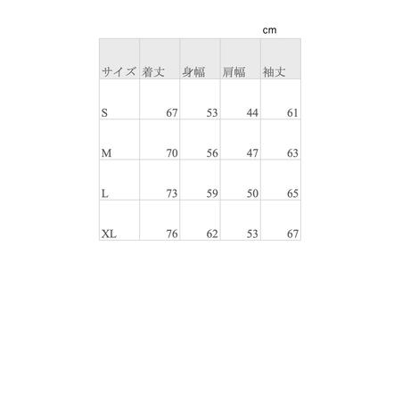 【鯉&CUTE刺繍】T/Cコーチジャケット