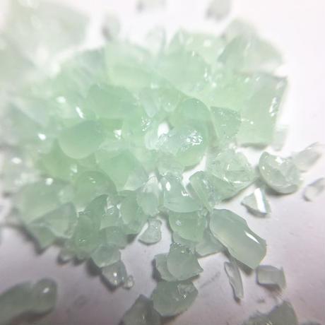 3−6 しきいろフリカレ 白緑(不透明)