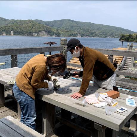 【竹コース】リモートトリップ第9弾 JAL×島ファクトリー共同企画 潮風リモートトリップ