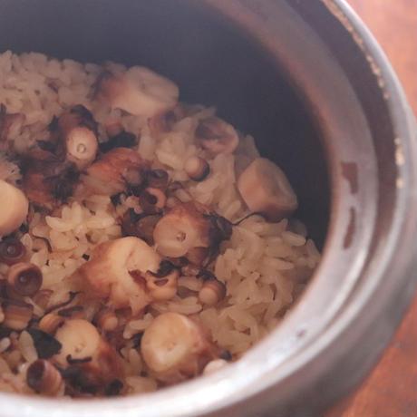 季節の土鍋炊き込みご飯 2種類セット定期便