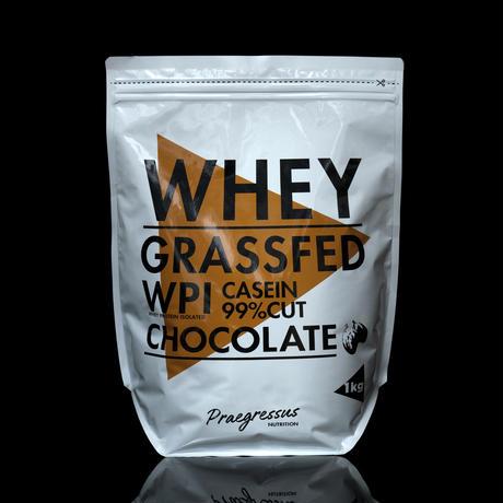 ホエイプロテイン チョコレート 1kgパウチ