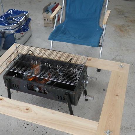 BBQテーブル IRORI
