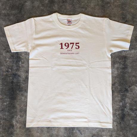 下北沢ロフトTシャツ ナチュラル