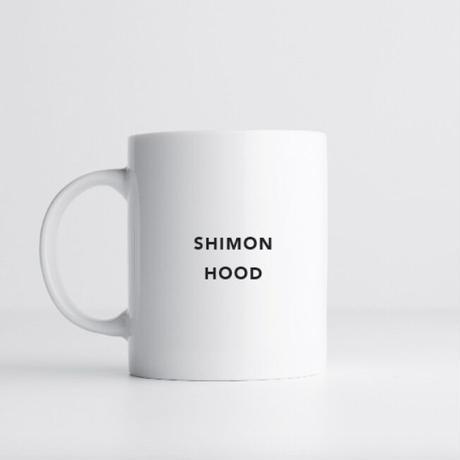 SHIMONHOOD マグカップ