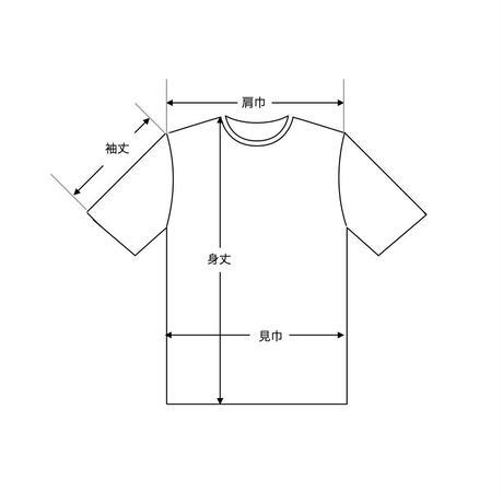 【ホワイト×グレー】オリジナルTシャツ(5.6オンス)