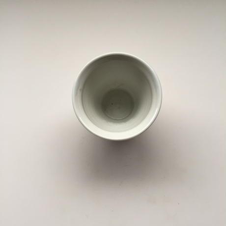 小林東洋 白磁カップ
