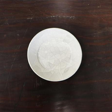 リム小皿 モザイクシルバー