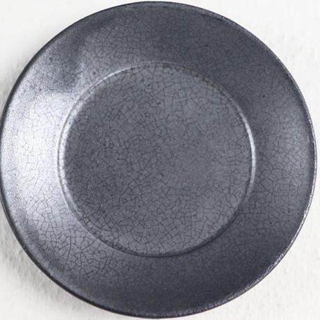 リム小皿 シルバー