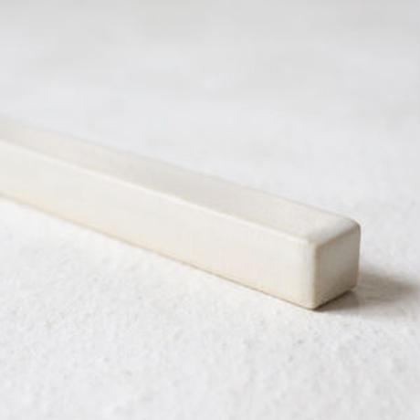 カトラリーレスト(大) ホワイト