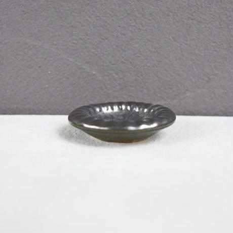 菊紋箸置 シルバー