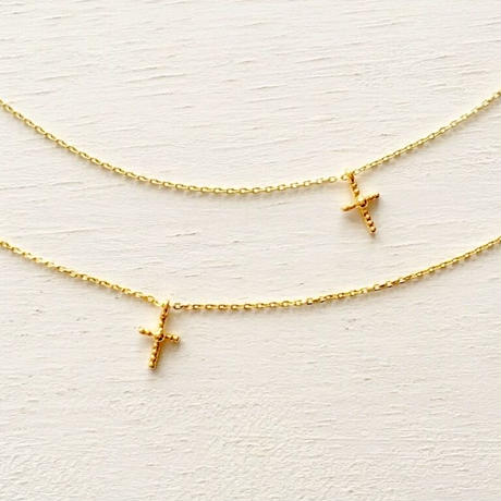 【14kgf】Favorite things -Cross- / Necklace