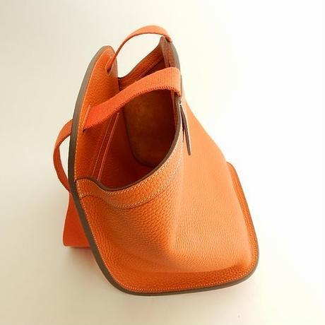 マダムデイリーバッグ H-4スタイル オレンジ