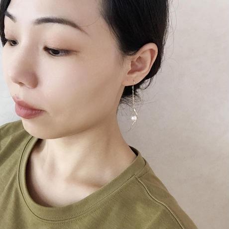 アコヤ真珠ピアス18Kゴールド