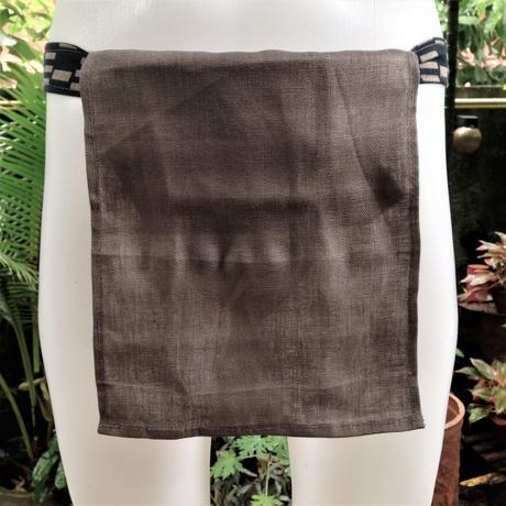 ふんどし 【リネングレイ タイプ02】 ShiNoBi Fundoshi Linen Gray02