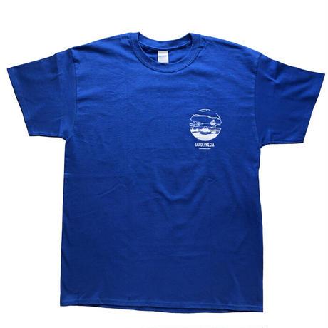 JAPOLYNESIA T BLUE