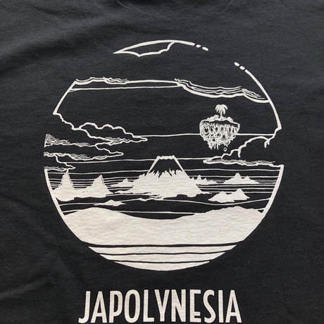 JAPOLYNESIA T BLACK