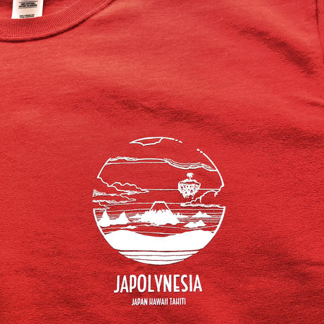 JAPOLYNESIA T RED