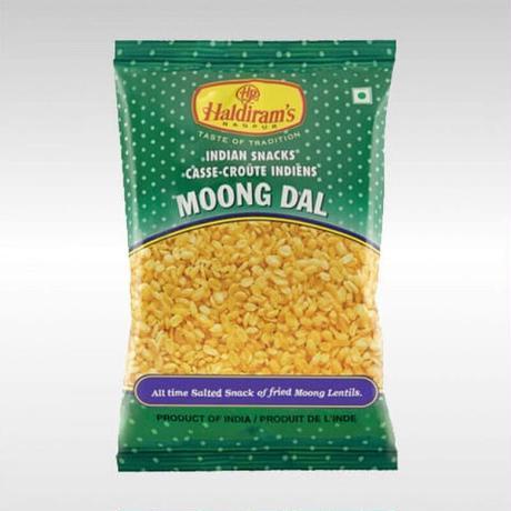 ムングダル(インドのスナック)【ハルディラム】MOONG DAL 【HALDIRAM's 】- 150g