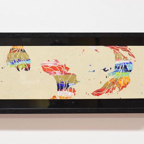 山本あき「precious memories」15.9×45.5cm