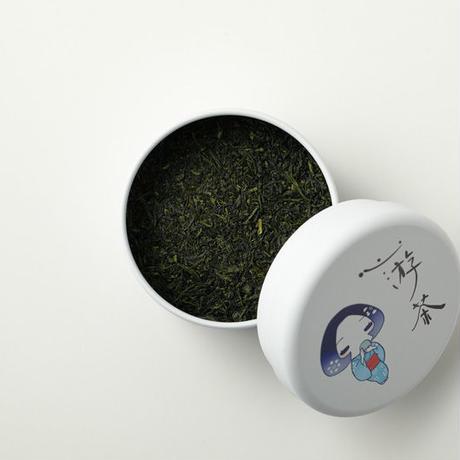 茶缶「秘色」