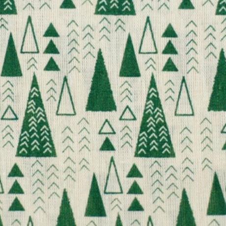 『森への感謝』シリーズ 木糸手ぬぐい