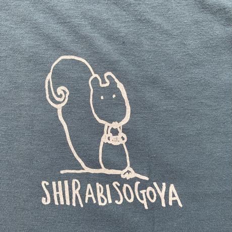 オリジナルTシャツ【りす】ふじ