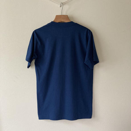 オリジナルTシャツ【小屋】ネイビー
