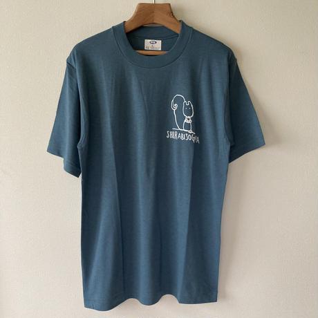 オリジナルTシャツ【りす】ワイン