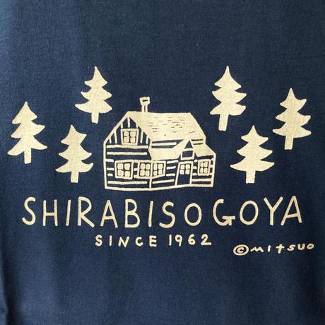 オリジナルTシャツ【小屋】ローズ