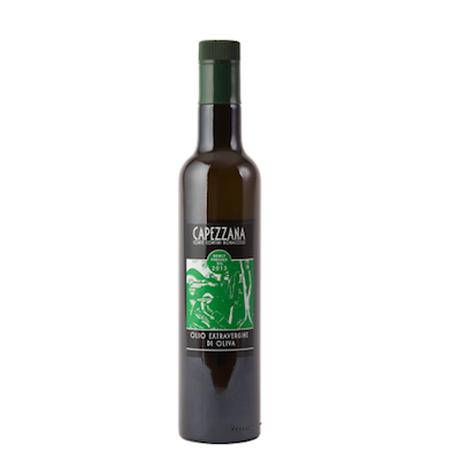【受付終了】トスカーナの搾りたて有機エキストラヴァージン・オリーブオイル「カペッツァーナ」1本