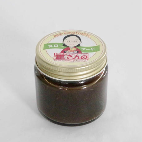 韓国料理研究家・崔誠恩先生のレシピで作った、蝦夷あわび肝醤油浸け煮あわび 2個(220g)   無化調