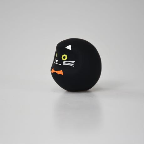 【ハロウィン限定】黒猫だるま S