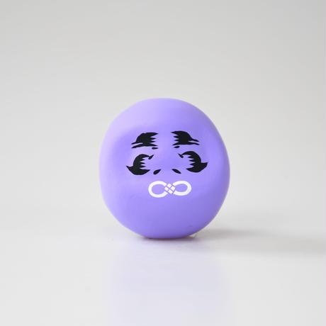 だるまもり 紫 S