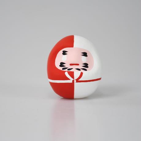 お祝いのしだるま 紅白 S