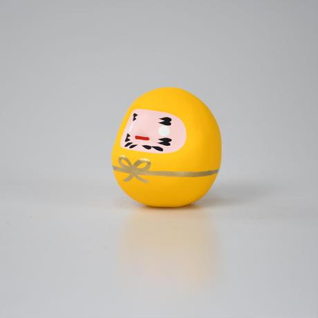 お祝いのしだるま 黄色 S