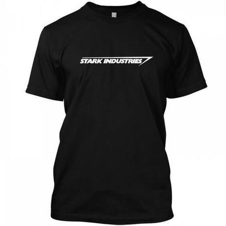 全4色 stark industries Tシャツ IRONMAN トニースターク