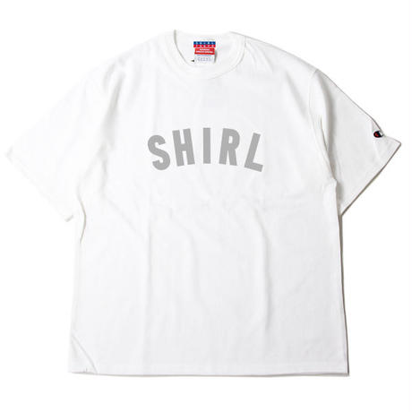 ※予約商品 BIG REFLECT ARCH [CHAMPION 7oz] SS T-SHIRTS  (WHITE)(SH171209WHT)